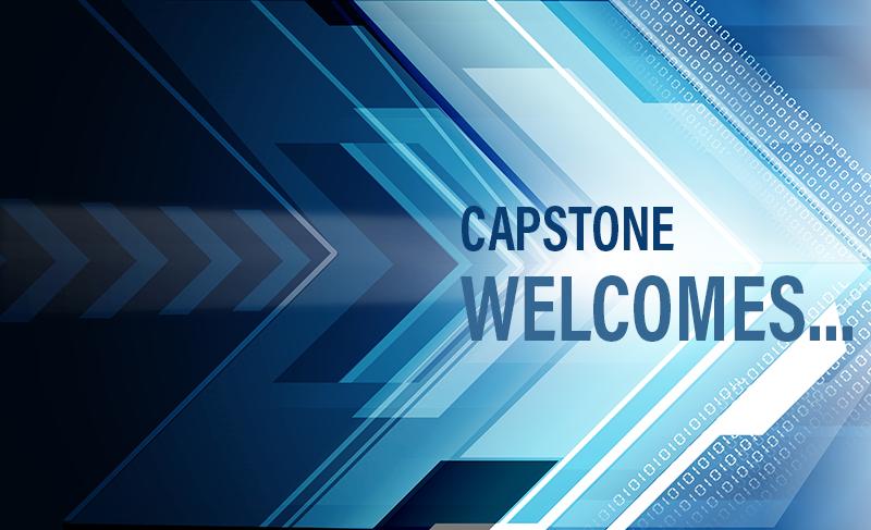 Capstone-Welcomes