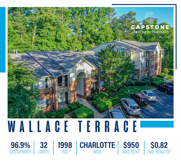 New Offering: $125+ Rent Premiums | Charlotte, NC | Value-Add Opportunity