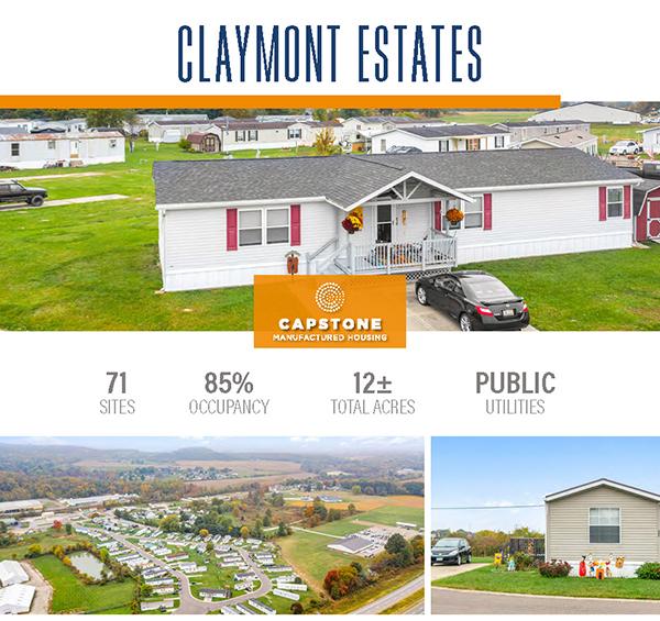 Claymont Estates Launch Email 1