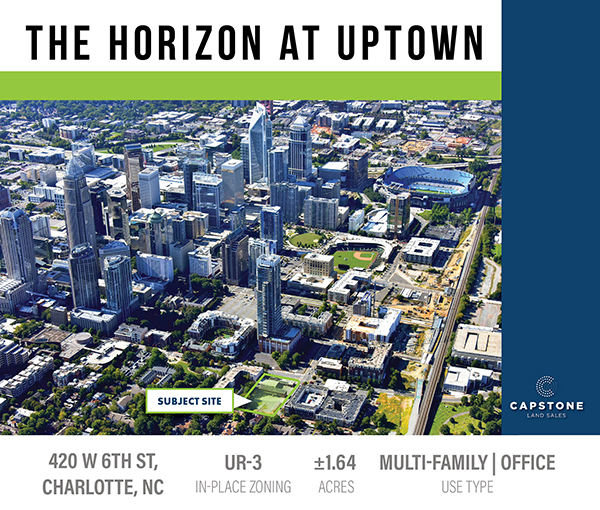 The Horizon at Uptown header