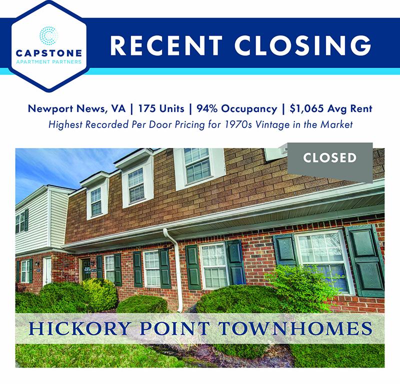 Hickory Point closing