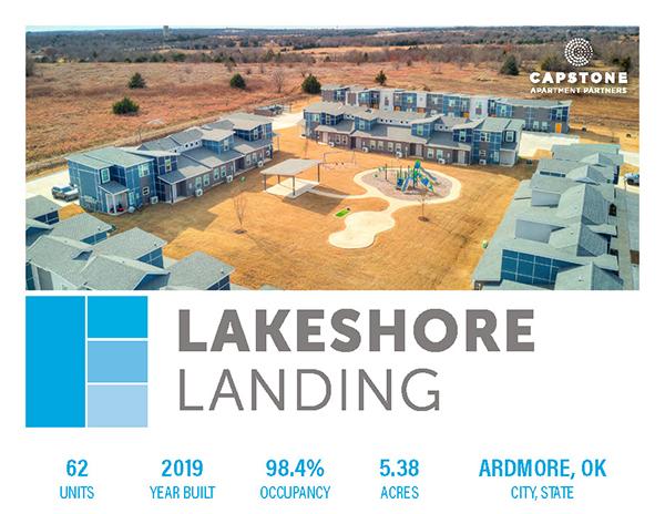 Lakeshore Landing Launch Email 1