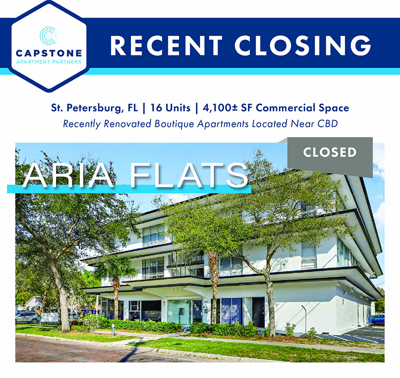 Aria Flats closing image