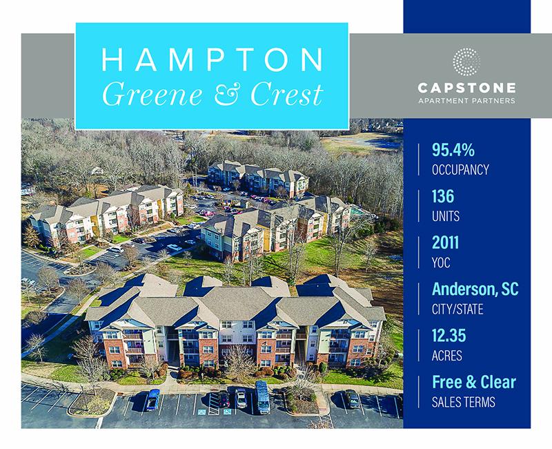 Hampton Greene & Crest Launch_Social Media