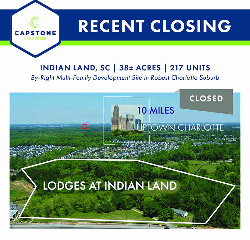Lodges at Indian Land closing image
