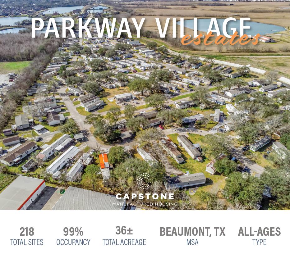 parkway village social graphic