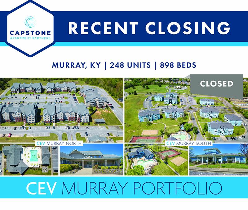 CEV Murray Closing Image