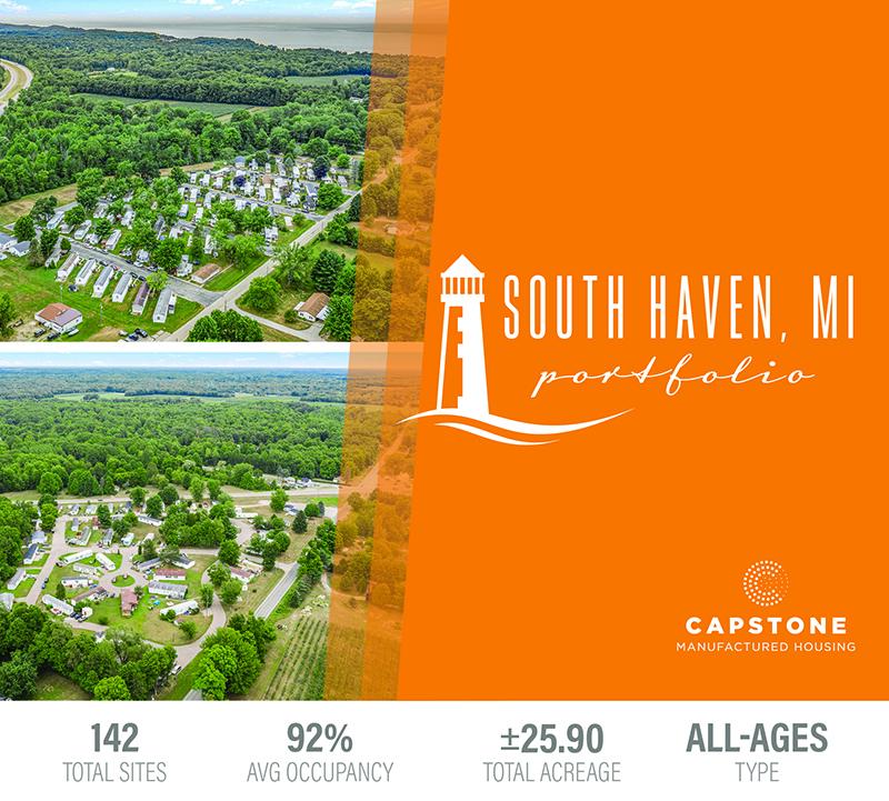 South Haven Michigan Portfolio Launch