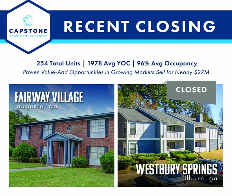 Westbury Springs & Fairway Village closing image