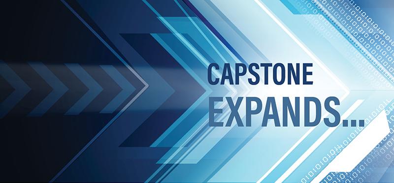 Capstone Expands