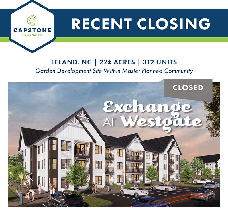 Exchange at Westgate Closing Image