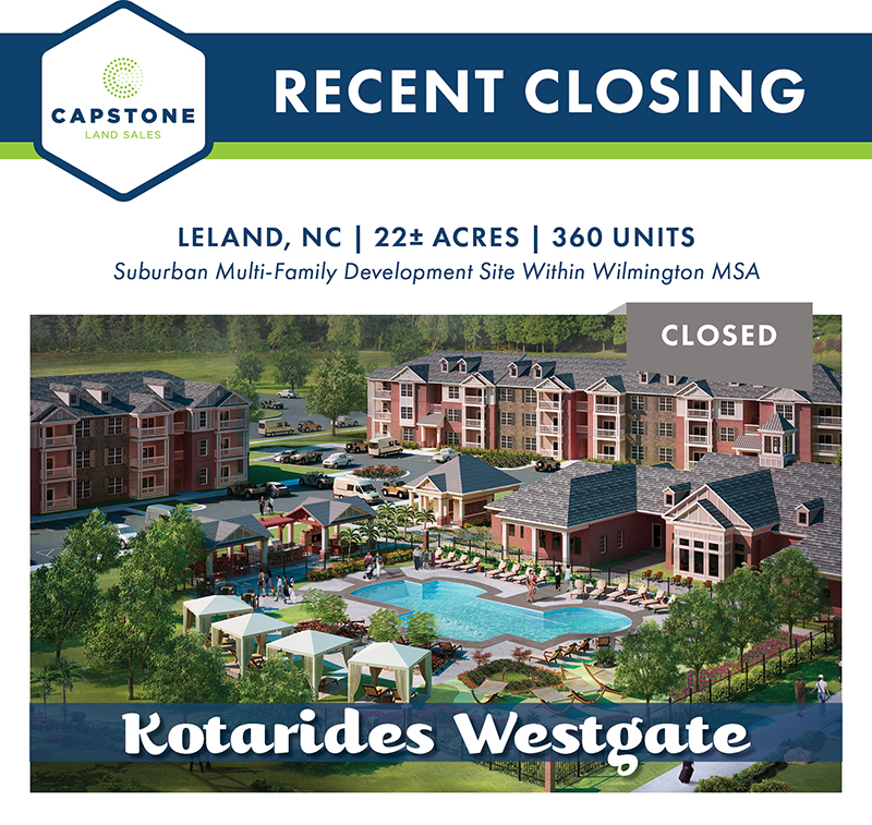 Kotarides Westgate Closing Image