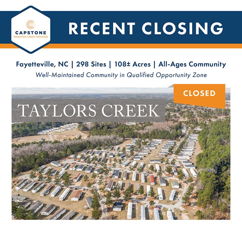 Taylor's Creek closing image