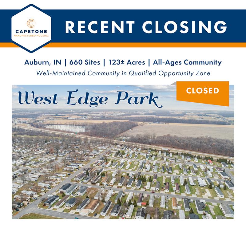 West Edge Park Closing Image