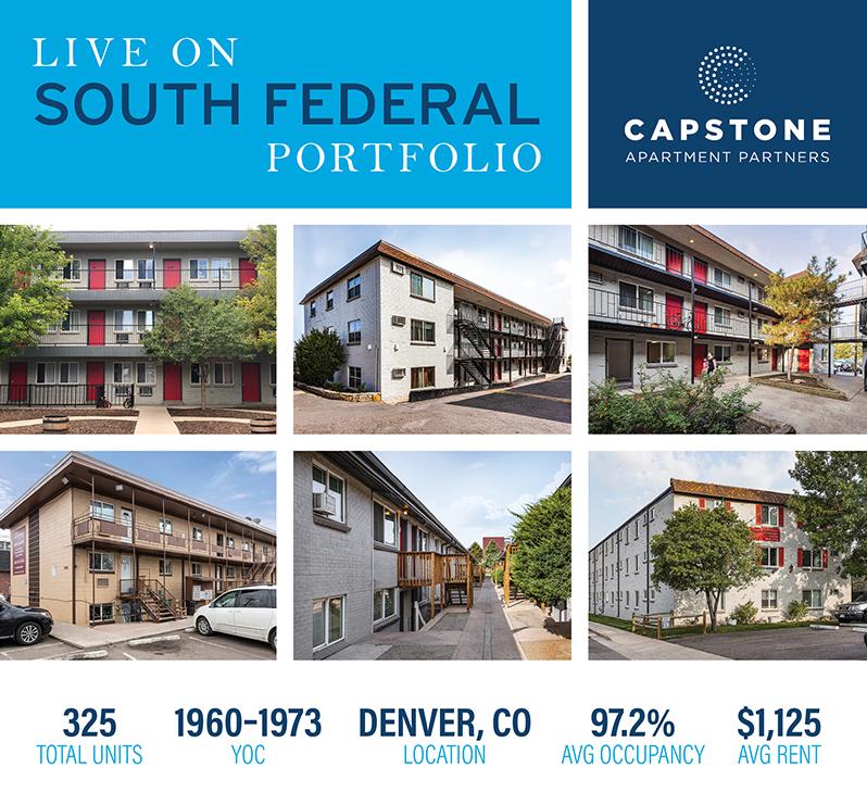 New Offering: 325-Unit Value-Add Portfolio in Denver, CO