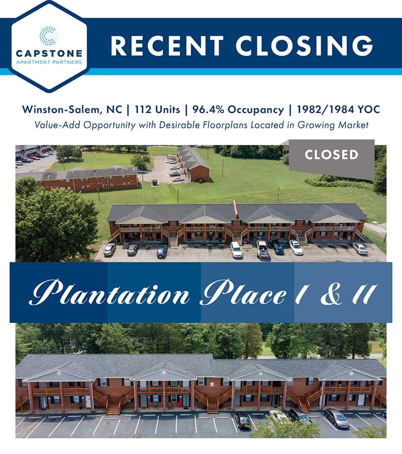 Plantation Place closing image