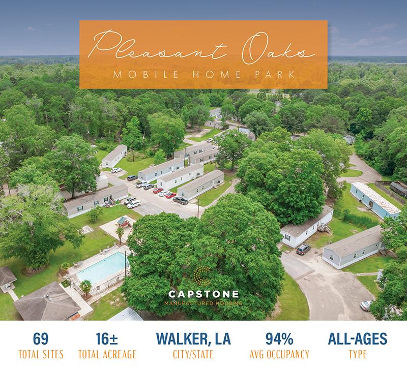 Pleasant Oaks.Launch