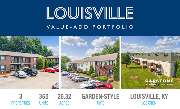 Louisville Value-Add Portfolio social
