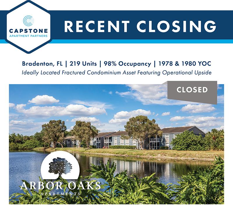 Arbor Oaks closing graphic