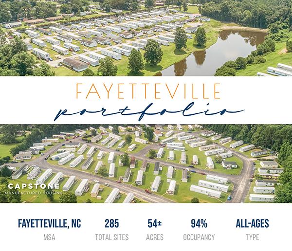 Fayetteville Portfolio.social