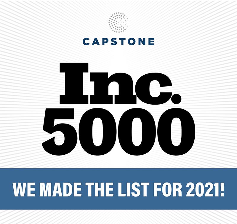Inc 5000 Social Graphic
