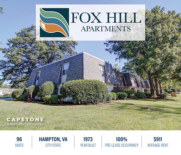 Fox Hill Launch_Header