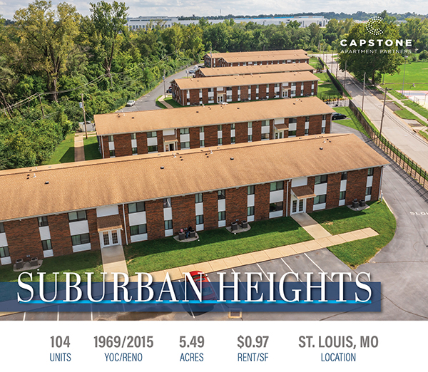 Suburban Heights social